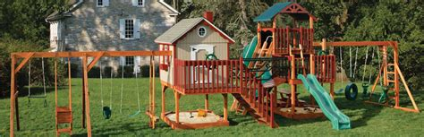 Swing Sets New Jersey The Shed Lot