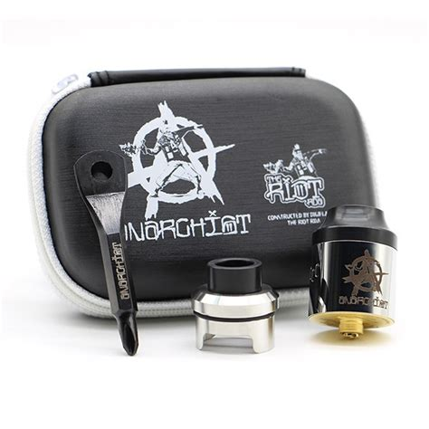 Rda Anarchist Riot 24 anarchist 24mm riot rda vaping underground forums an ecig and vaping forum