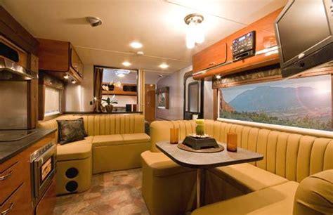 earthbound travel trailer interior morrison model rv