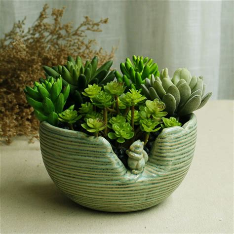 indoor herb pots buy wholesale ceramic indoor plant pots from china