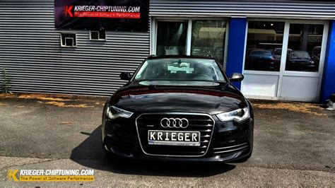 Audi A6 3 0 Tdi Tuning by Audi A6 3 0 Tdi Quattro Chip Tuning In Nrw