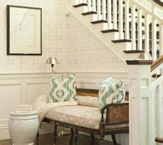 Foyer Seating Area Ideas by 1000 Images About Foyer On Foyer Bench