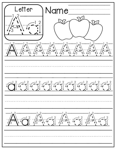 alphabet writing paper free handwriting practice pages just place in sheet