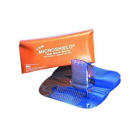 Micro Ventilator Responder mdi cpr microshield barrier oxygen therapy accessories