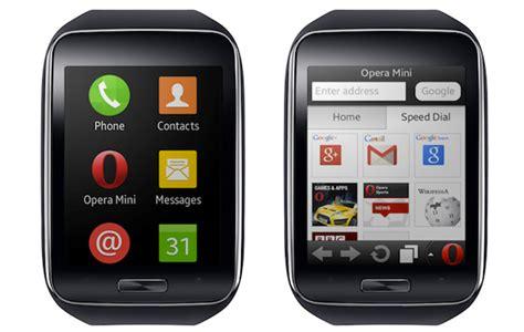 Touchscreen Sky S1 data saving opera mini browser to land on samsung gear s