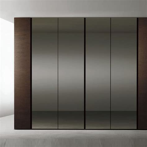 Wardrobes With Glass Doors by Hinged Door Wardrobes