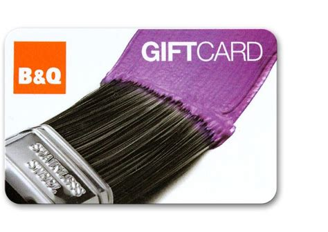 B Q Gift Card - services gift cards diy at b q