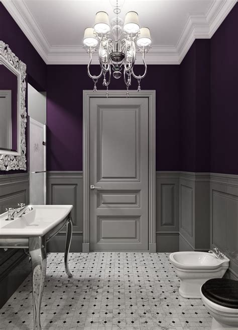 purple bathroom best purple bathroom decorations ideas on pinterest purple