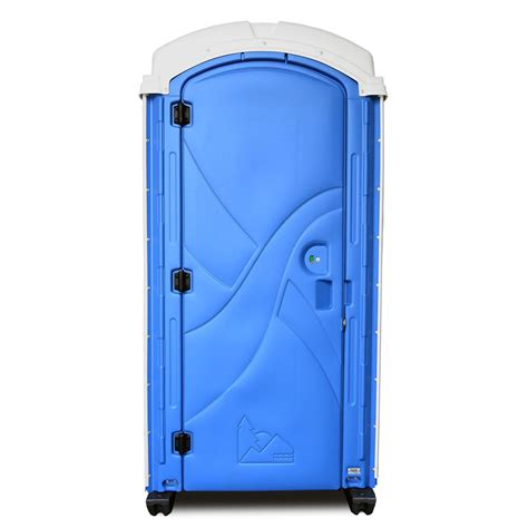 mobile bathrooms portable toilet axxis by polyportables atlas sanitation