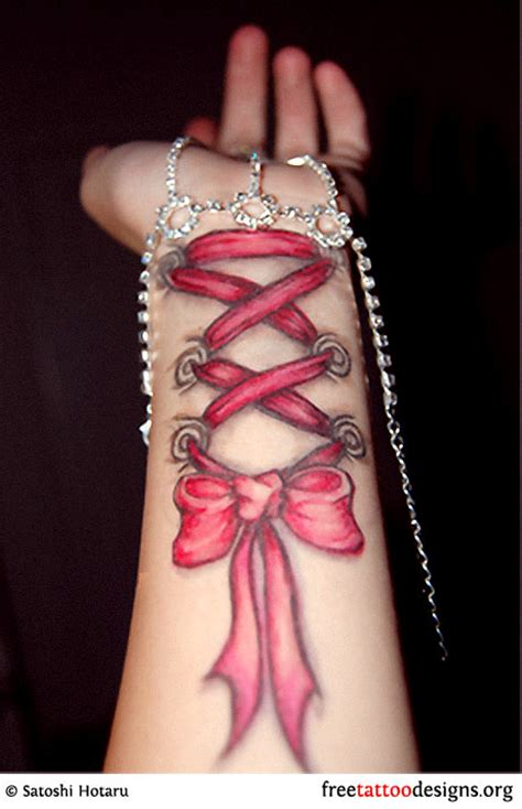 corset tattoos wrist tattoos designs and ideas