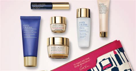 Estee Lauder Detox And Glow Set by 200 Worth Of Est 233 E Lauder Items Only 78 50 Shipped