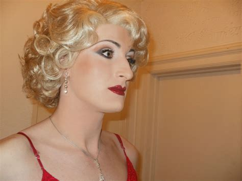 feminize his hair sissy penny lynn transgender crossdressers and sissy boys