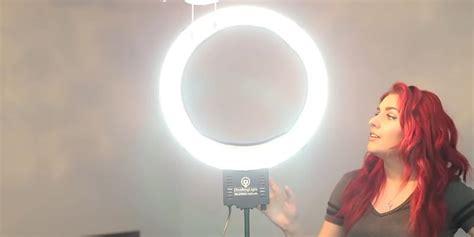 circle light for filming 5 best ring lights reviews of 2018 bestadvisor com