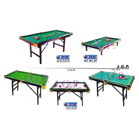 official pool table size