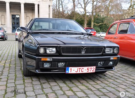 Maserati Shamal For Sale by Maserati Shamal 6 December 2015 Autogespot