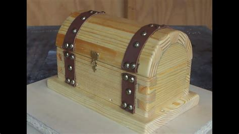 pirate treasure chest youtube