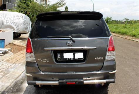 Accu Mobil Innova Bensin innova jual kijang inova bensin 2010 tipe g automatic