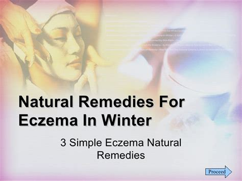 remedies for eczema in winter 3 simple eczema