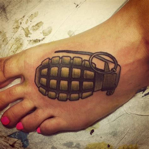 grenade tattoo 17 best images about grenade tattoos on