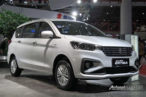 Maruti Suzuki Ertiga by 2018 Suzuki Ertiga 2018 Maruti Ertiga At Iims 2018