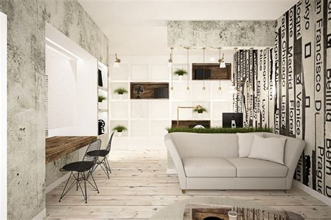 65 square meters to sq feet pinterest the world s catalog of ideas 65 square meters vintage apartment by brain factory studio