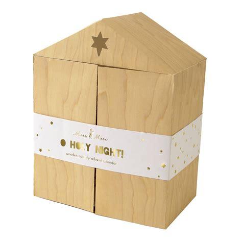 Nativity Advent Calendar Wooden Advent Calendar Nativity Www Imgkid The