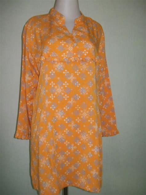 Hem Sanjaya Kuning Batik Cowok Xl jual batik modern bahan santung warna kuning toko batik