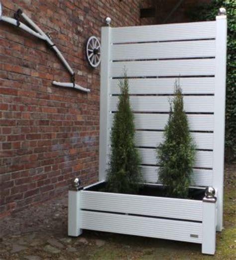 ebay kleinanzeigen garten mobiler sichtschutz mit pflanzkasten 185 x 120