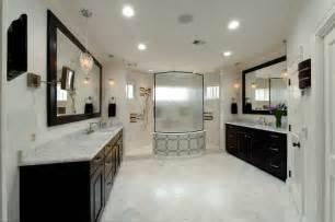 master bathroom walk in shower designs master bath walk through shower separate vanities