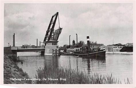 sleepboot walcheren halfweg zwanenburg de nieuwe brug met stoom sleepboot