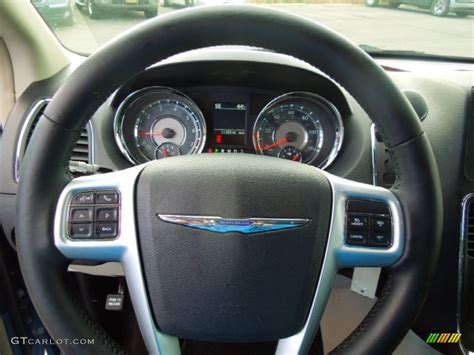 electric power steering 2012 chrysler town country auto manual 2012 chrysler town country touring l steering wheel photos gtcarlot com