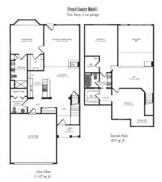 small townhouse floor plans home deco plans