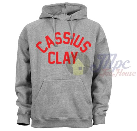 Hoodie Jumper Muhammad Ali cassius clay sweater photo album best fashion trends and