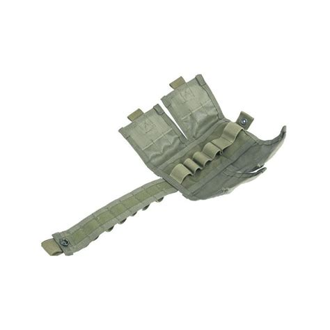 flyye rav shotgun shell pouch ranger green softair