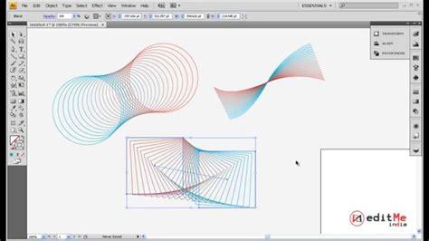 tutorial illustrator blend tool adobe illustrator using the mesh tool creating an apple