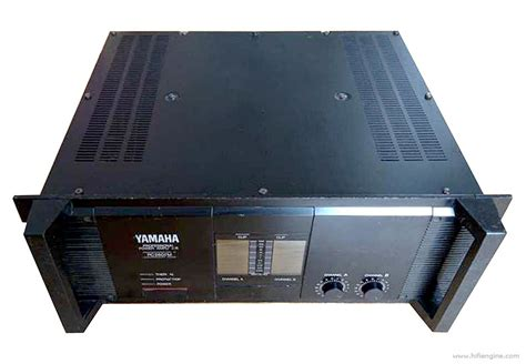 Power Lifier Yamaha yamaha pc2602m manual professional stereo power lifier hifi engine