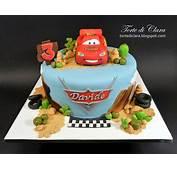 Torte Di Clara Cars Cake 3