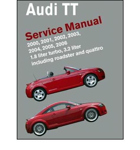 how to download repair manuals 2011 audi tt electronic throttle audi tt service manual 2000 2006 bentley publishers