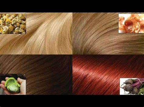 cara membuat warna rambut coklat alami cara membuat pewarna rambut alami tanpa bahan kimia youtube