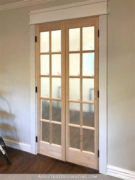Adjusting Bifold Closet Doors Pantry Door Color Breakfast Room Curtains And More