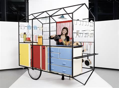 mobile kitchen design mobile kitchen by geneva university of art and design students