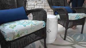 How To Make Cushion Slipcovers Outdoor Furniture Cushion Covers Home Furniture Design