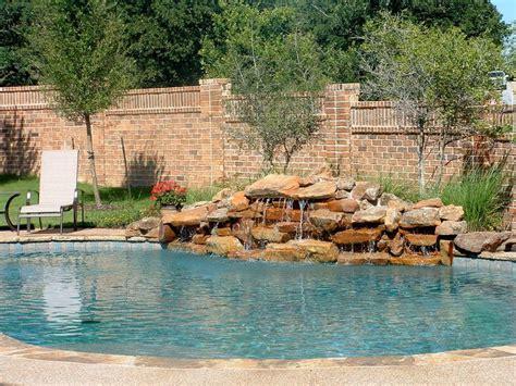 pool waterfalls ideas 8 best pool waterfall ideas images on pinterest pool