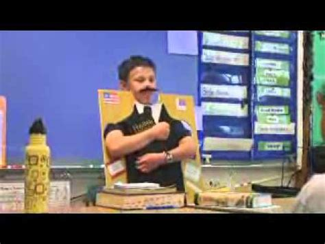 creative biography presentation ideas wvcs 5th grade biographies oral presentation curriculum
