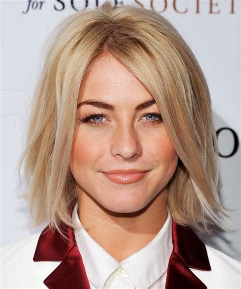julianne hough round face 13 best hairstyles for my over 50 round face images on