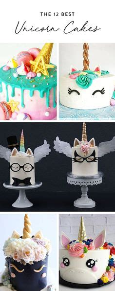 More Whimsical Cakes To Impress by Check Out Unicorn It S So Easy To Make Bacon