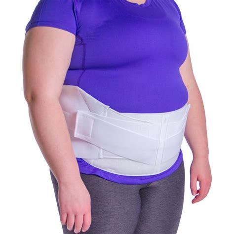 obesity belt plus size stomach holder belly support band