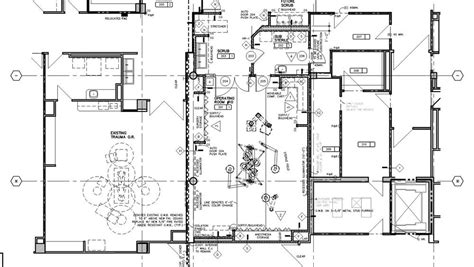 operating room floor plan layout gwinnett medical center neurological operating room 10 frandsen architects pc