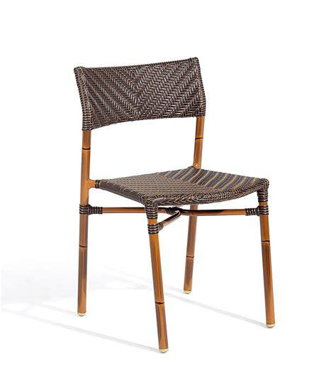 meuble patio rotin chaises en plastique de rotin de meubles de patio bz