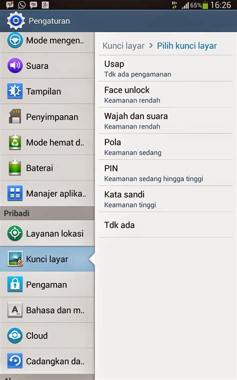 tips cara buka kunci layar android yang terlupa cara mengkatifkan kunci layar pada smartphone android